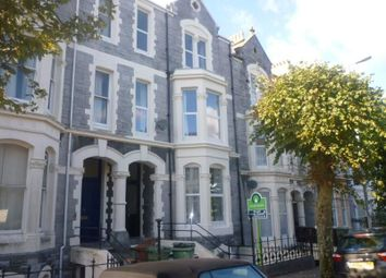 Thumbnail 4 bed flat to rent in Sutherland Road, Mutley, Plymouth