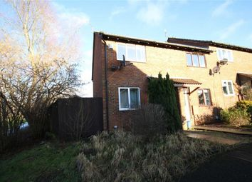 Thumbnail 2 bedroom end terrace house for sale in Bayleaf Avenue, Swindon