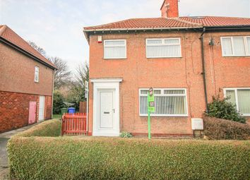 Thumbnail 3 bed semi-detached house to rent in Kings Gardens, Blyth, Blyth