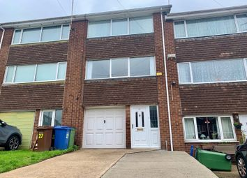 Thumbnail 3 bed terraced house for sale in Knowsley Crescent, Stockport, Greater Manchester