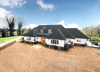 Thumbnail 6 bed property for sale in Crown Lane, Farnham Royal, Slough