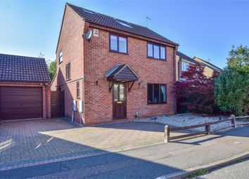 4 bed detached house for sale in Spindle Wood, Highwoods, Colchester, Essex CO4