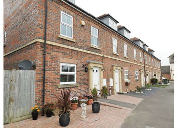 Thumbnail 4 bed town house for sale in Highdown Close, Angmering, Littlehampton