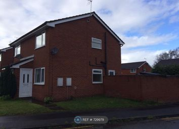 Thumbnail 2 bed semi-detached house to rent in Pedley Street, Crewe