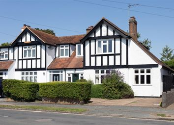 Woodside Close, Amersham, Buckinghamshire HP6. 3 bed semi-detached house