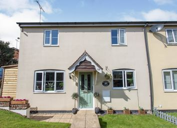 Thumbnail 2 bed end terrace house for sale in Brook Street, Warminster