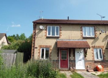Thumbnail 2 bed terraced house for sale in Daisy Close, Pembroke Park, Swindon