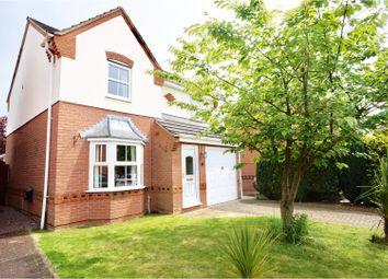 Thumbnail 3 bed detached house for sale in Ely Close, Bracebridge Heath