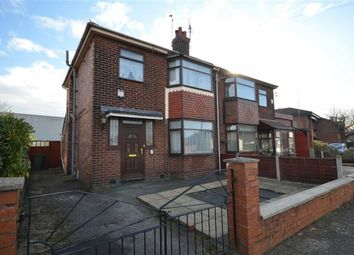 Thumbnail 3 bed semi-detached house for sale in Bankfield Avenue, Heaton Norris, Stockport, Greater Manchester