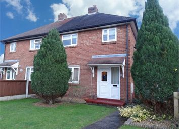 Thumbnail 3 bed semi-detached house for sale in Glebelands, Shawbury, Shrewsbury, Shropshire