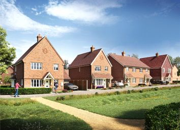 Thumbnail 5 bedroom detached house for sale in Ambersey Green, Amberstone Road, Hailsham, East Sussex