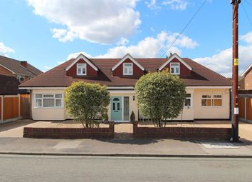 Thumbnail 4 bed detached house for sale in Mornington Road, Ashford, Surrey