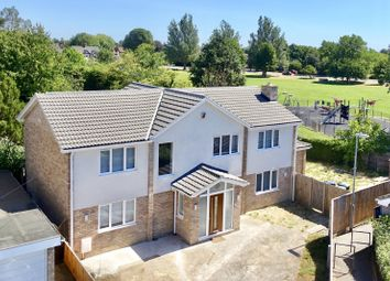 Thumbnail 4 bed detached house for sale in West Leys, St Ives
