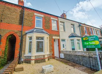 Thumbnail 4 bedroom terraced house for sale in Watson Road, Llandaff North, Cardiff