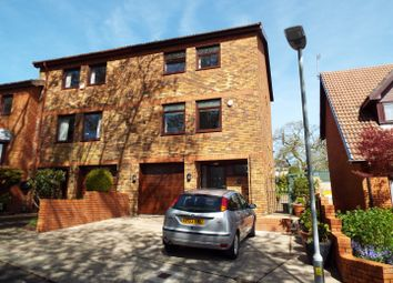 4 bed semi-detached house for sale in Llwynderw Drive, West Cross, Swansea SA3