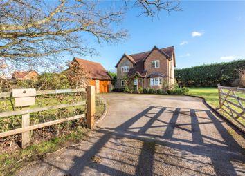 Thumbnail 3 bed detached house for sale in Wishanger Lane, Churt, Farnham, Surrey