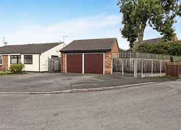 Thumbnail 2 bedroom bungalow for sale in Montague Road, Broughton Astley, Leicester