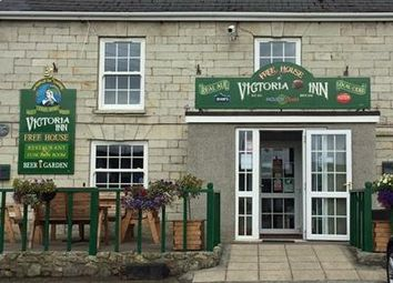 Thumbnail Pub/bar for sale in Victoria Inn (Leasehold), The Square, Four Lanes, Redruth