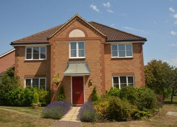 Thumbnail 4 bed detached house for sale in Hazel Heights, Ashford