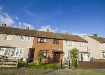Thumbnail 3 bed terraced house for sale in Annalee Road, South Ockendon