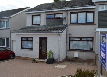 Thumbnail 5 bed end terrace house for sale in Woodlands Crescent, Bishopmill, Elgin