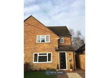3 bed semi-detached house to rent in Silver Street, Cublington, Leighton Buzzard LU7