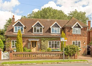 Thumbnail 4 bed detached house for sale in Montagu Road, Datchet, Berkshire
