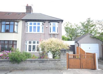 Thumbnail 3 bed semi-detached house for sale in Incemore Road, Mossley Hill, Liverpool