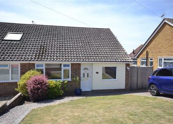 Thumbnail 3 bed semi-detached bungalow for sale in Cleveland Road, Worthing, West Sussex