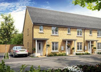 "Thumbnail 3 bed terraced house for sale in ""Hamdon"" at Great Mead, Yeovil"