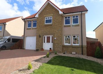Thumbnail 4 bed detached house for sale in Fernlea Drive, Windygates, Leven