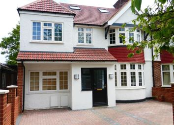 Thumbnail 5 bedroom semi-detached house for sale in Woodlands Road, Isleworth
