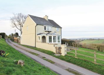 Thumbnail 3 bed cottage for sale in Llangeview, Usk, Monmouthshire