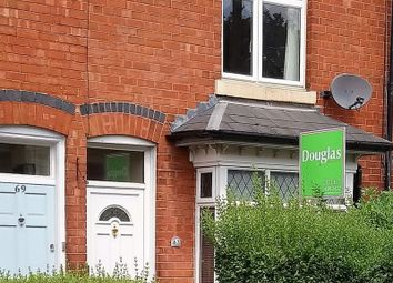 Thumbnail 2 bed terraced house to rent in Gordon Road, Harborne, Birmingham- Fantastic Harborne Location