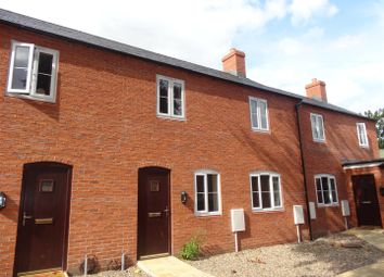 Thumbnail 2 bedroom terraced house to rent in 7 Freemans Place, Off Aston Street, Wem, Shropshire