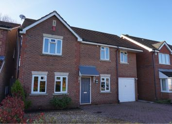 Thumbnail 4 bed detached house for sale in Capell Close, Weston-Super-Mare