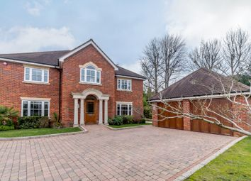 Thumbnail 5 bed detached house for sale in Davenham Place, Davenham Avenue, Northwood