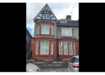 Thumbnail 1 bedroom flat to rent in Limedale Road, Liverpool
