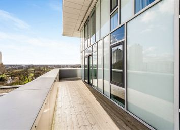 Thumbnail 2 bed flat for sale in Spectrum Way, London