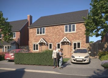 Thumbnail 2 bed semi-detached house for sale in Weston Fields, Morda, Oswestry