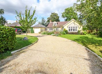 Thumbnail 5 bed detached house for sale in Attleton Green, Wickhambrook, Newmarket
