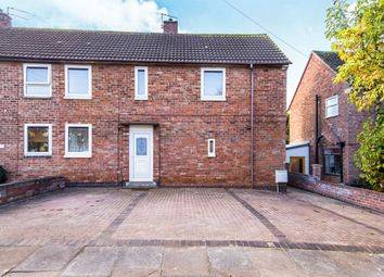 Thumbnail 3 bed semi-detached house for sale in Walshe Road, Goodwood, Leicester