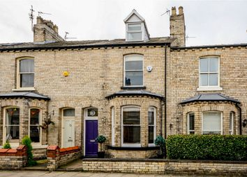 Thumbnail 3 bedroom terraced house for sale in Russell Street, Scarcroft Road, York