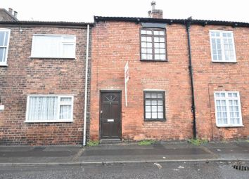 Thumbnail 2 bed terraced house for sale in Commercial Road, Louth