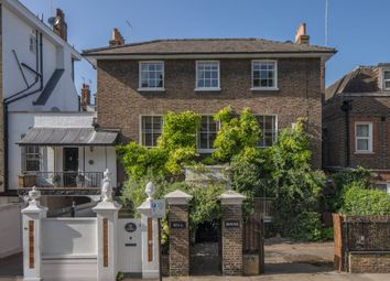 Hill Road, St Johns Wood, London NW8. 4 bed semi-detached house