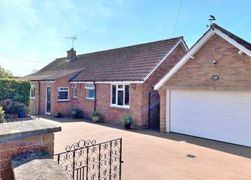 Thumbnail 3 bed detached bungalow for sale in Gables Road, Willand