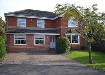 Thumbnail 5 bedroom detached house to rent in Allthorpe Place, Newcastle-Under-Lyme