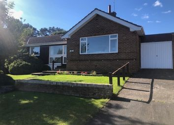 Thumbnail 2 bed semi-detached bungalow for sale in West Drive, Lanchester