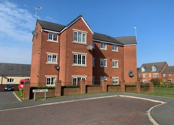 Thumbnail 2 bed flat for sale in Harrop Court, Woodland Park, Darwen