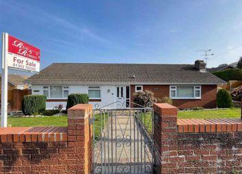 Thumbnail 3 bed detached bungalow for sale in Ffordd Yr Ysgol, Flint, Flintshire